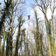 Activité sportive de pleine nature et bivouac insolite en Dordogne-Périgord